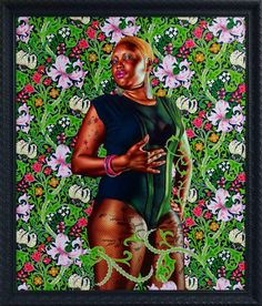Visual Culture: Kehinde Wiley Takes On Jamaica - LargeUp