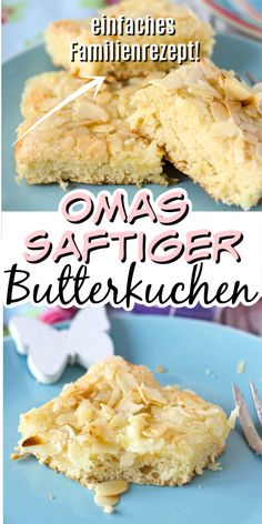 Super juicy butter cake based on a northern German recipe Strudel, Soul Food, Buffet, Muffins, German, Dessert Recipes, Sweets, Baking, Breakfast