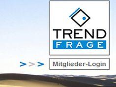 Meinungsforschung Trendfrage.de ist eine Internetseite, bei der man mit Online Umfragen zwar kein Geld, aber Prämienpunkte, sogenannte Trendis, verdienen.