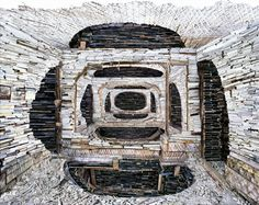 Marjan Teeuwen - Destroyed House ~ nq