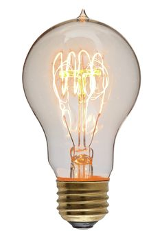 40W Gold 110-130-Volt E26 Light Bulb