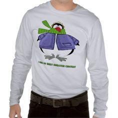 I Won An Ugly Sweater Contest T-shirt