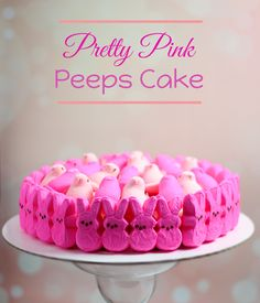 3 Awesome Things To Make with Peeps #PeepsTreats  #ad