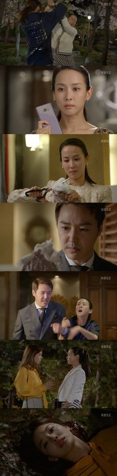 [Spoiler] Added final episode 16 captures for the #kdrama 'The Perfect Wife'