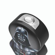 Flashlight Darth Vader Star Wars - zwart