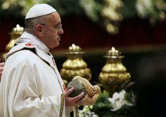 Il primo Natale di Papa Francesco.