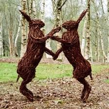 Image result for willow sculptures