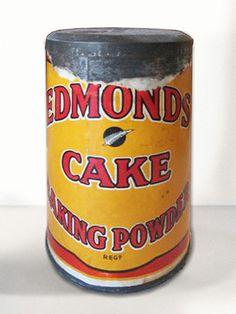 Vintage Baking, Kiwiana, Canning, Coffee, Cake, Cook Books, Tins, 1980s, Food