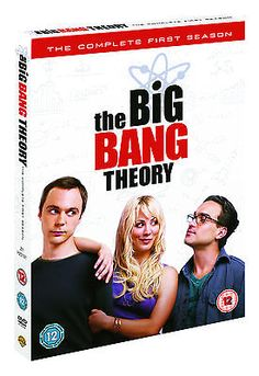 The big bang #theory: #season 1 (3 discs) (dvd) #(c-12),  View more on the LINK: http://www.zeppy.io/product/gb/2/171418779966/