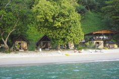 Mañana Borneo Resort : mañana borneo is on a private beach in the Malaysian state of Sabah (North Borneo). it takes about an hour to travel by road from Kota Kinabalu to the v...