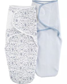 Wrap him up in cozy comfort with these boys' animal print and striped swaddles from Carter's. In white/blue. Baby Swaddle, Swaddle Blanket, Swaddling Blankets, Newborn Outfits, Toddler Outfits, Girl Outfits, Baby Girl Pajamas, Baby Necessities, Carters Baby Boys