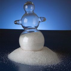 Life of the Snowman Sugar Pot #Cool, #Design, #Pot, #Sugar