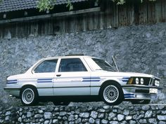 E21 Alpina-BMW B6 2.8. If you wanted a fast compact back in 1980, this was it!