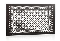 Cast Aluminum: Victorian - HVAC Grilles - Wall/Ceiling/Floor - Pacific Register Company Wood Floor Finishes, Victorian Pattern, American Craftsman, Black Holes, It Cast, How To Apply, It Is Finished, Ceiling, Flooring