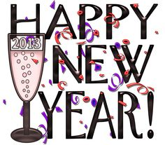 Smith and Blessings: Happy New Year!