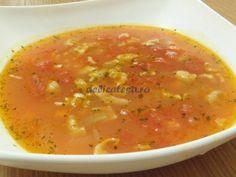 Supă de roşii cu orez Cheeseburger Chowder, Delish, Vegan, Healthy, Ethnic Recipes, Soups, Meals, Soup
