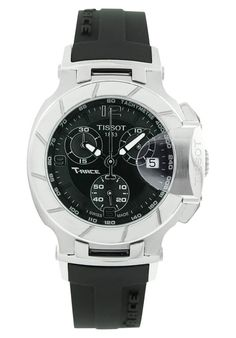 Price:$455.66 #watches Tissot T0482171705700, This Tissot timepiece is uniquely known for it's classy and sporty look.