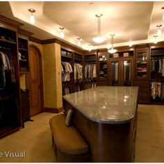 Traditional Storage & Closets Photos Master Bedroom Closet Design Ideas, Pictures, Remodel, and Decor - page 6