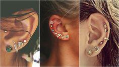 Oorbellen Greed, Tattoos, Ears, Silver, Jewellery, Google, Style, Fashion, Ear Rings