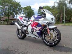 Honda CBR250RR Putih Merah Yang Keren