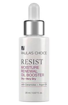 Paula's Choice 'Resist' Moisture Renewal Oil Booster available at #Nordstrom