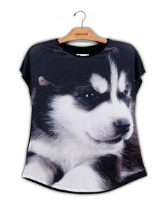 Camiseta Premium Evasê Husky www.usenatureza.com #UseNatureza #JeffersonKulig