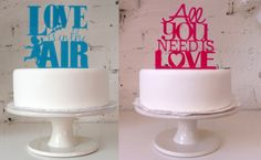 10 Cute 'n' Quirky Cake Toppers