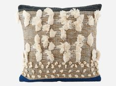 Jd0260 - Pillowcase, Details, 50x50 cm, 65% acrylic/ 20% cotton/ 15% wool
