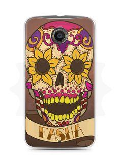 Capa Capinha Moto X2 Dia dos Mortos #1 - SmartCases - Acessórios para celulares e tablets :)