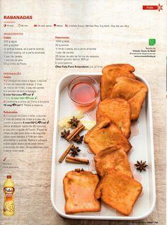 Revista bimby 2014 dezembro por Ricardo Fernandes Xmas Food, Portuguese Recipes, What To Cook, Sweet Desserts, Coffee Break, Make It Simple, Nom Nom, Food And Drink, Veggies