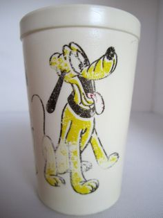 i remember drinking out of this cup when i was a kid....
