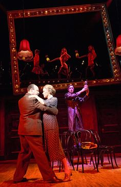 Photo 1 of 18 | Sienna Miller as Sally Bowles in Cabaret | Cabaret: Show Photos | Broadway.com