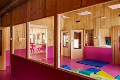Nuevo edificio de educación infantil y guardería en Zaldibar / Hiribarren-Gonzalez + Estudio Urgari