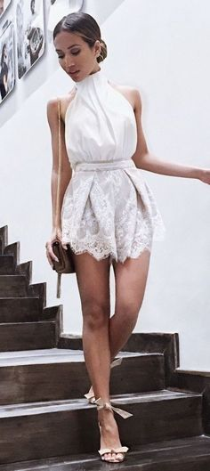 StyleStalker Island Of Love Shorts Misha Collection Rosalyn Bodysuit