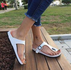 Birkenstock Style, Jewlery, Flip Flops, Shoes, Fashion, Women, Sandals, Sexy Feet, Jewelry