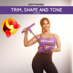 Gym Workout For Beginners, Gym Workout Tips, Butt Workout, Workout Videos, Easy Workouts, No Equipment Workout, At Home Workouts, Body Workout At Home, Fitness Workout For Women