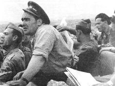 Spain - 1936-39. - GC - General Enrique Líster, comandante republicano y revolucionario comunista
