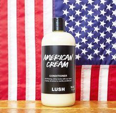 pinterest | bellaxlovee ✧☾ Happy Fourth Of July, Lush Cosmetics, Great Hair, Vodka Bottle, Coconut Oil, North America, Conditioner, Hair Beauty, Cream