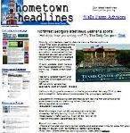 We'll send you the day's top headlines, weather and radio show updates right to your email box. All we need is your email address. Secure. Confidential. No hassles. Just send an email to druck@hometownheadlines.com with 'news alert' in the subject line.