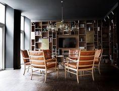 Hotel SP34; lujo discreto y aire fresco para Copenhague.