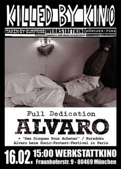 Killed By Kino: Full Dedication ALVARO