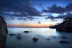 * * * #крым #закат #море #солнце #пейзаж Автор: Андрей Житков