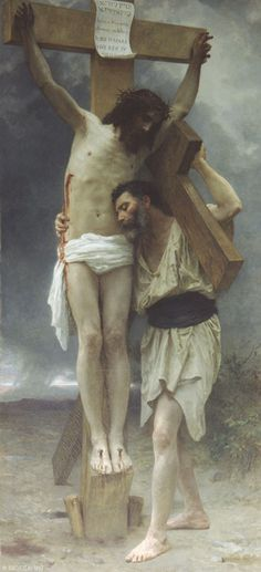 """Compassion"" by William Bouguereau, 1897"