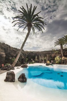 Jameos del Agua – Lanzarote, Canary Islands Jameos del Agua – Kanarische Inseln – www.fr Portfolio, Kunstdrucke – Fotokurse und Praktika in Lille kullanıyorum … Tenerife, The Places Youll Go, Places To Visit, Stage Photo, Beach Vibes, Dream Pools, Spain And Portugal, Beach Pool, Canary Islands