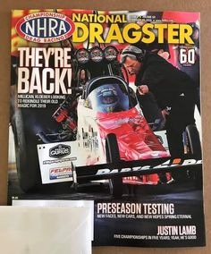Nhra Drag Racing, New Face