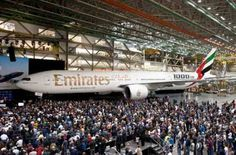 Gulf News: Emirates airline's 2011 net profit down 72% on high fuel costs. #Aviation