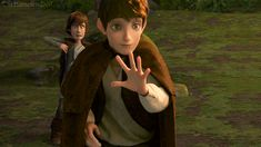 """""""Have some Hiccup and Jack Frost!"""" Posted on tumblr.com by thenamelessdoll."""