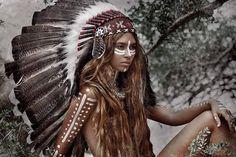 Ukrainian model,Dreads,dreadlocks,boho,bohoshic.