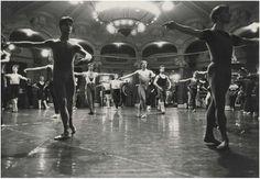 Rudolf Nureyev, Ópera Garnier, Carlos Freire, 1984.
