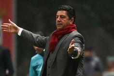Rui Vitória, treinador do Benfica, fez a antevisão ao jogo com o Estoril, da primeira mão das meias-finais da Taça de Portugal.